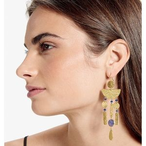 Lucky Brand Statement Earrings